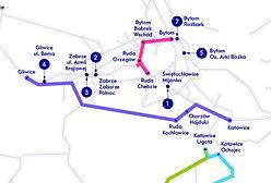 Śląskie. Kolej Metropolitalna. Osobne tory z Gliwic do Katowic. Pierwszy przetarg