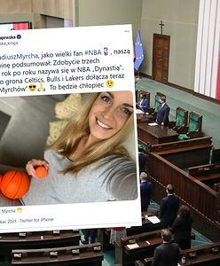 """Kinga Gajewska ogłasza """"słodką nowinę"""". Powstaje """"dynastia Myrchów"""""""