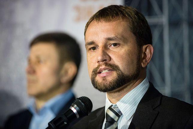 Szef ukraińskiego IPN zdymisjonowany. Wołodymyr Wjatrowycz odchodzi