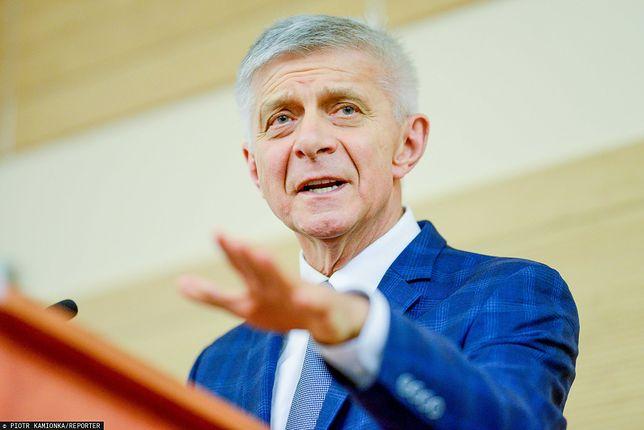 Wybory prezydenckie 2020. Marek Belka doradcą Roberta Biedronia