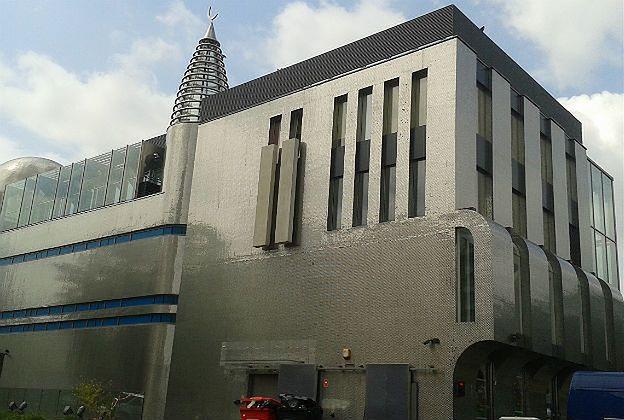 Tak wygląda nowy meczet w Warszawie. Nasz reporter wszedł do środka z kamerą