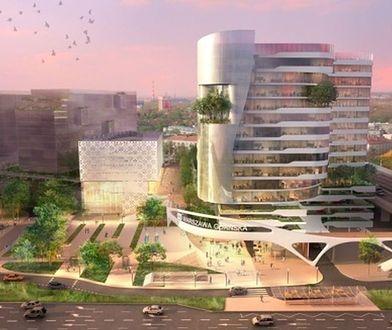 Tak będzie wyglądać nowy Dworzec Gdański