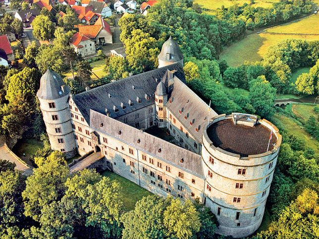 Zamek Wewelsburg