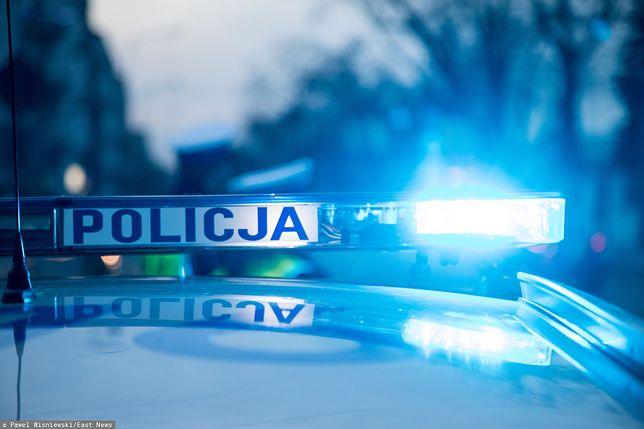 Wieluń. Porwanie chłopca i akcja policji