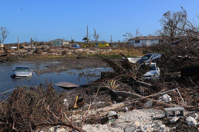 Huragan Dorian. Władze Bahamów: mamy ok. 2,5 tysiąca zaginionych