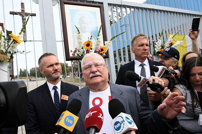 39. rocznica Porozumień Sierpniowych. Lech Wałęsa: robią się niebezpieczni