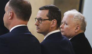 Jarosław Kaczyński wierzy w Mateusza Morawieckiego. To jednak od Andrzeja Dudy będzie zależeć powodzenie jego marzeń