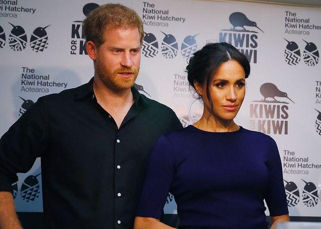 Książę Harry nie jest do końca szczęśliwy w Stanach Zjednoczonych?