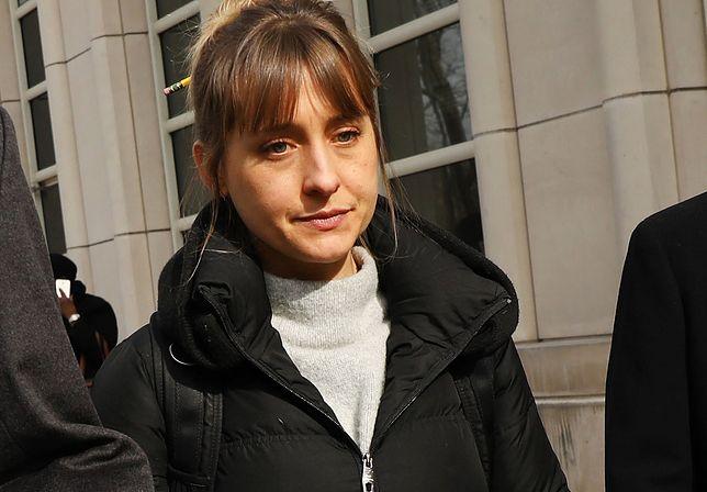 Allison Mack rekrutowała seksualne niewolnice dla skazanego już Keitha Reniere z sekty NXIVM