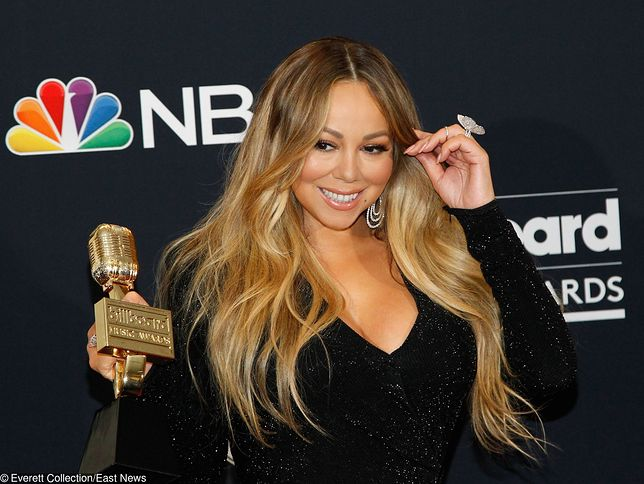 Mariah Carey czuła się uwięziona w pierwszym małżeństwie