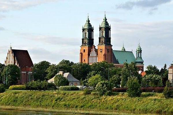 Na wieży Katedry Poznańskiej powstanie taras widokowy