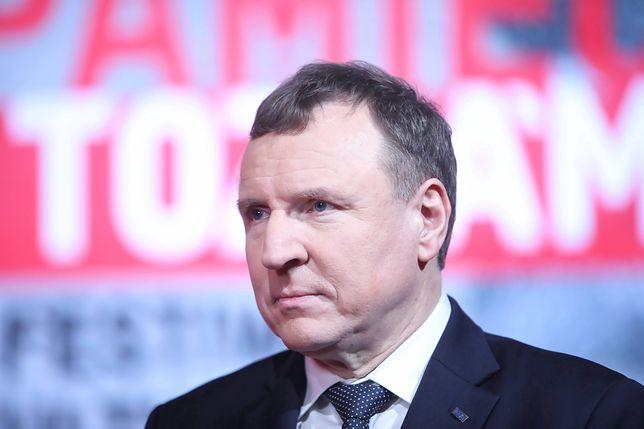 """TVP odpowiada Adamowi Szłapce. Jacek Kurski """"ma prawo do prywatności"""""""