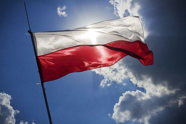 Flaga Polska flaga polski