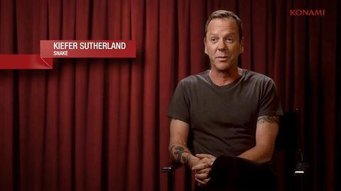 A więc jednak - Jack Bauer nowym Snake'iem. Nie tylko głosem, ale i twarzą