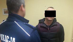 Mężczyźnie grozi kara nawet pięciu lat więzienia