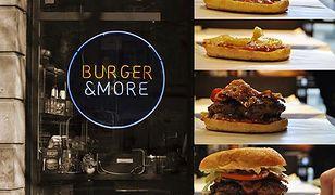Nowe miejsce: Burger & More