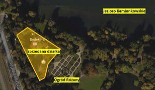 MJN: Miasto sprzedało prawa do działki w zabytkowym parku Skaryszewskim
