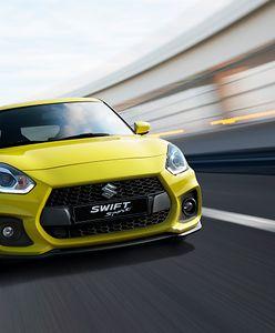 Nowy Suzuki Swift Sport - dlaczego producent nie wspomina o mocy?