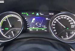 Toyota Camry 2.5 Hybrid Dynamic Force 218 KM (AT) - pomiar zużycia paliwa