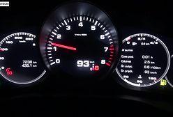 Porsche Cayenne S 2.9 V6 440 KM (AT) - pomiar zużycia paliwa