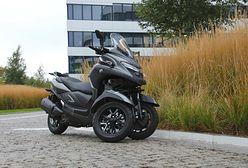 Yamaha Tricity 300: trzecie koło dla prawa jazdy kategorii B