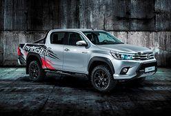 Toyota Hilux Invicible 50 na specjalną okazję. To będzie wielkie święto