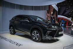 Ulubiony Lexus Europejczyków przeszedł lifting. Nowy NX miał premierę we Frankfurcie