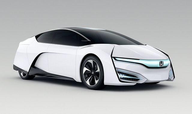 Honda FCEV Concept: wizja przyszłości ogniw paliwowych