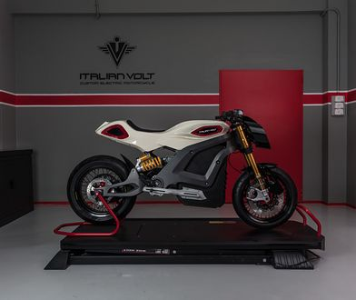 Tazzari EV kupiło firmę Italian Volt tworzącą motocykle elektryczne