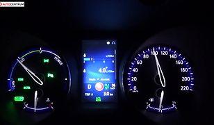 Toyota C-HR 1.8 Hybrid 122 KM (AT) - pomiar zużycia paliwa