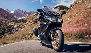 Yamaha FJR1300 – dwie dekady sportowego turystyka