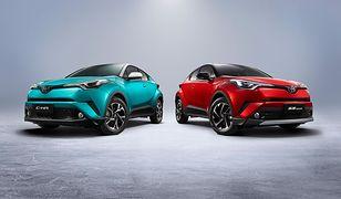 Toyota idzie w ślady konkurencji. C-HR będzie dostępny w wersji elektrycznej. Przynajmniej w Chinach