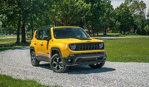 Jeep Renegade ma trzy cylindry. Najmniejszy model z gamy odświeżony