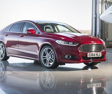 Ford Mondeo każdej generacji uchodzi za wzór właściwości jezdnych w swoim segmencie