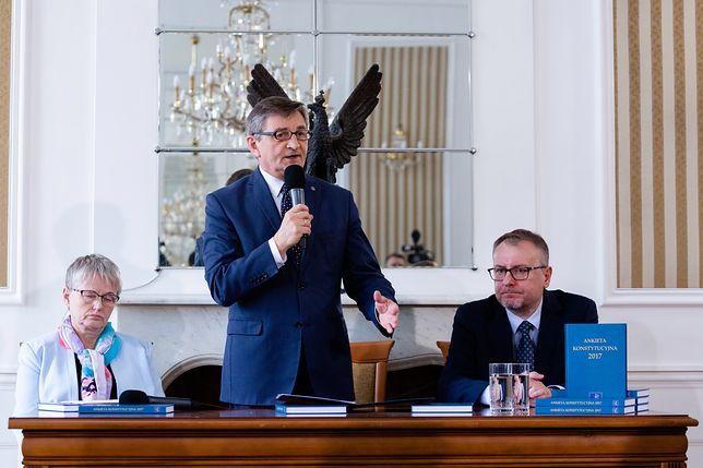 Polska może mieć kanclerza lub prezydenta. Wszystko jest możliwe, ale nie teraz