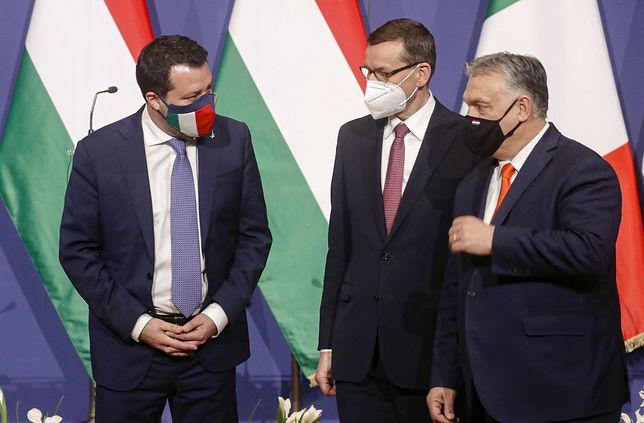 PiS, Fidesz i Liga chcą budować nową frakcję w UE