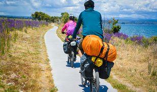 Raje dla rowerzystów. Miejsca, które warto zwiedzić na dwóch kółkach