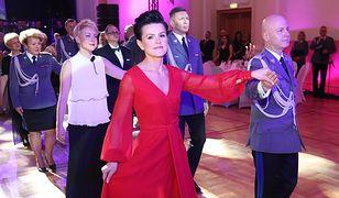W ubiegłym roku bal otwierali żona szefa polskiej policji Małgorzata Szymczyk i komendant Jarosław Szymczyk