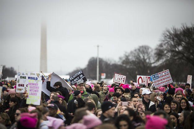 USA: Marsz Kobiet zgromadził blisko 2 mln uczestników