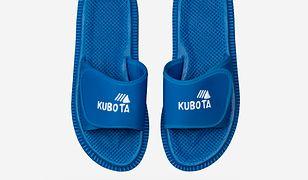 Klapki kubota pojawiły się na polskim rynku w 1994 r.