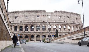Chwile grozy we Włoszech. Trzęsienie ziemi w Rzymie
