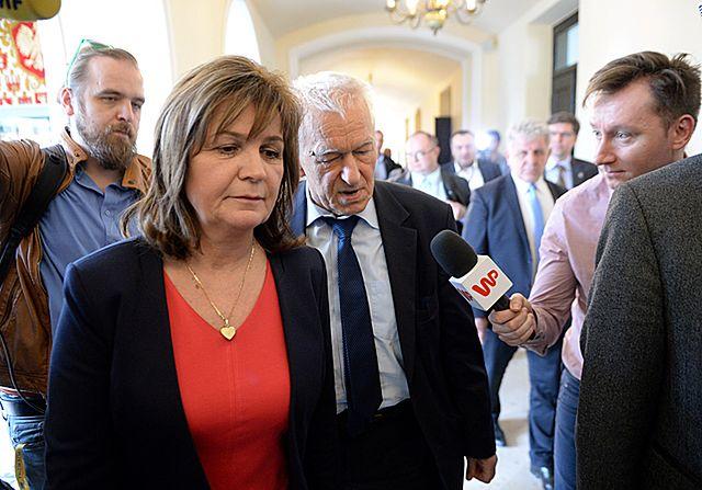 Posłanka w Sejmie zagłosowała za kolegę. Co jej grozi?