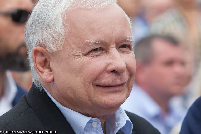 Jarosław Kaczyński ma powody do zadowolenia