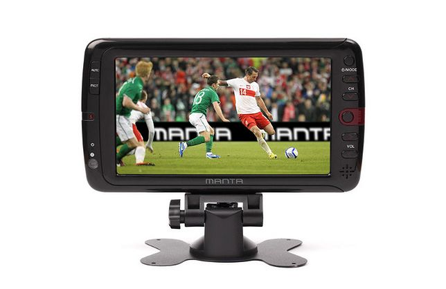 Kieszonkowy telewizorek Manta LED701