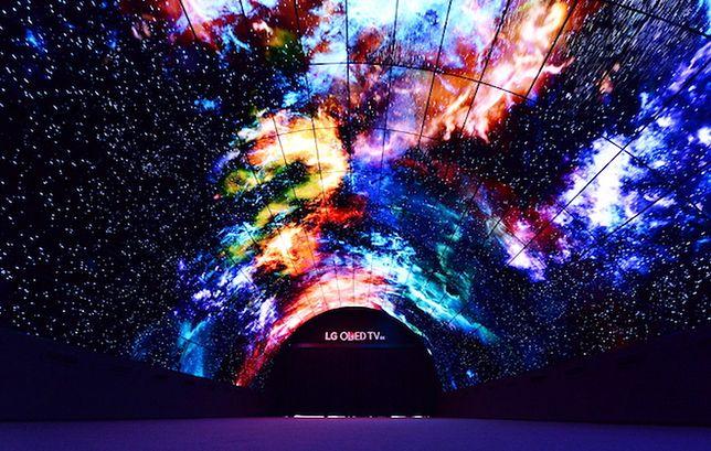 IFA 2016: Byłem w prawdopodobnie najpiękniejszym tunelu na świecie - oto OLED TV od LG