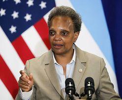 Nie udzieli wywiadów białym dziennikarzom. Burmistrz Chicago wywołała burzę
