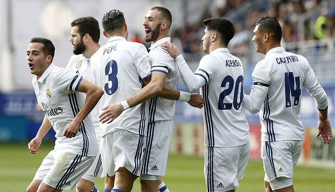 7c10975372bfb3 Zobacz nową koszulkę Realu Madryt na sezon 2017/2018 - Sport WP ...
