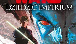 """""""Dziedzic Imperium"""", Timothy Zahn, wyd. Uroboros"""
