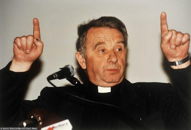 Ksiądz Józef Tischner zmarł 28 czerwca 2000 roku na raka krtani