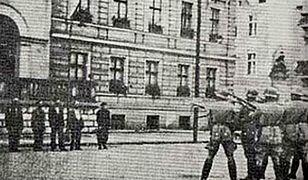 Rozstrzeliwanie polskich zakładników w Bydgoszczy przez Wehrmacht, 9 września 1939 r.